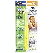 Baby Buddy 360 Toothbrush Step 1, Yellow