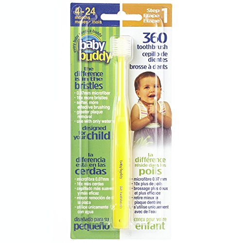 Baby Buddy Toothbrush Babies Toddlers product image