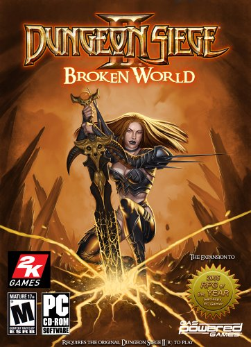 Dungeon Siege 2: Broken World Expansion Pack - - Store Outlet Chicago