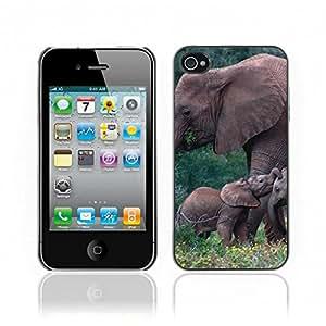 phone case master Carcasa Funda Case//Elephant V0000048//Apple iPhone 4/4S