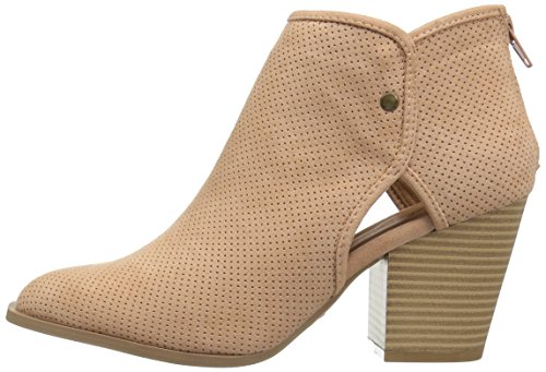 Qupid Women's Prenton-02 Ankle Bootie - Choose SZ SZ SZ color dcce54