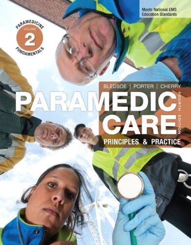Paramedic Care,Vol.2