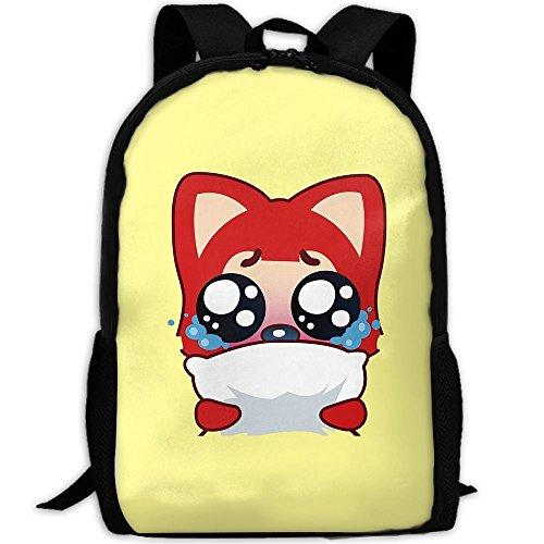 Cute Functional Design For School Backpack Bookbag Rucksack Perfect For Transporting For Traveling In 4 Season
