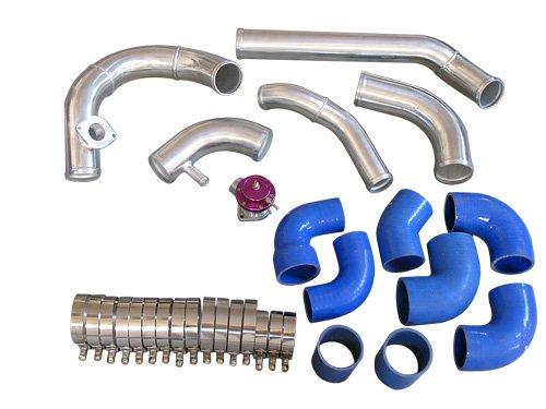 cxracing Intercooler de tuberías de kit + Turbo ingesta Tubo BOV para Miata 1.8L na-t: Amazon.es: Coche y moto