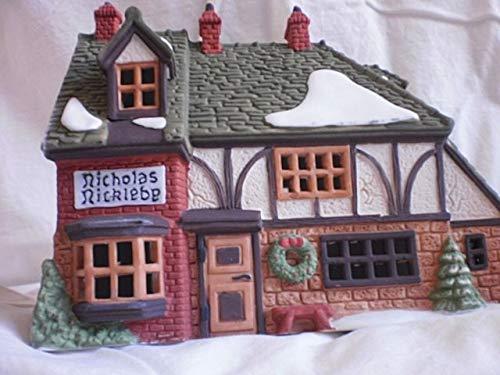 Department 56 Nicholas Nickelby Cottage