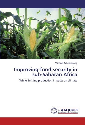 Improving food security in sub-Saharan Africa: While limiting production impacts on climate