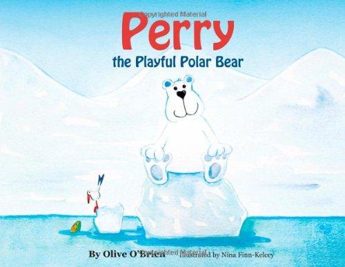 Playful Polar Bear (Perry the Playful Polar Bear)