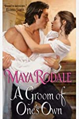 A Groom of One's Own (Writing Girls Book 1) Kindle Edition