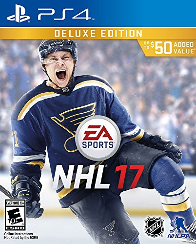 NHL 17 Deluxe Edition - PlayStation - Sports Online Shades