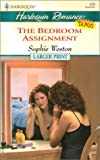 The Bedroom Assignment, Sophie Weston, 0373159706