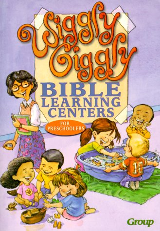 Wiggly, Giggly Bible Learning Centers for Preschoolers ebook