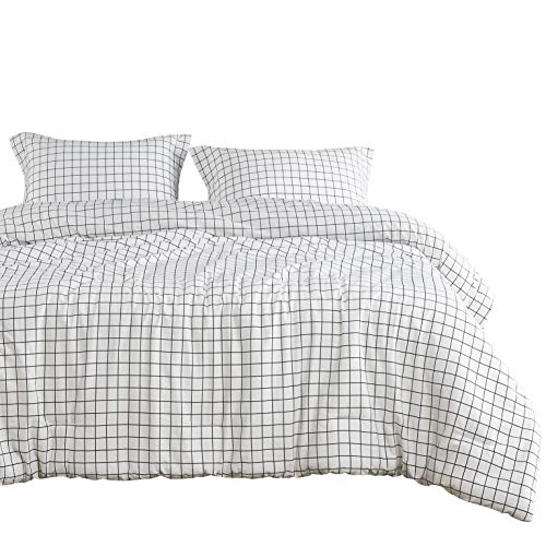fc3428e750bb Jual Wake In Cloud - Grid Comforter Set