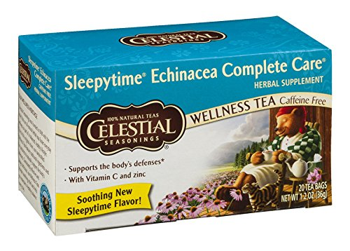 Celestial Seasonings Tea Echinacea Cmplt Care