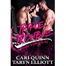 Triple Trouble (Found in Oblivion Book 2)