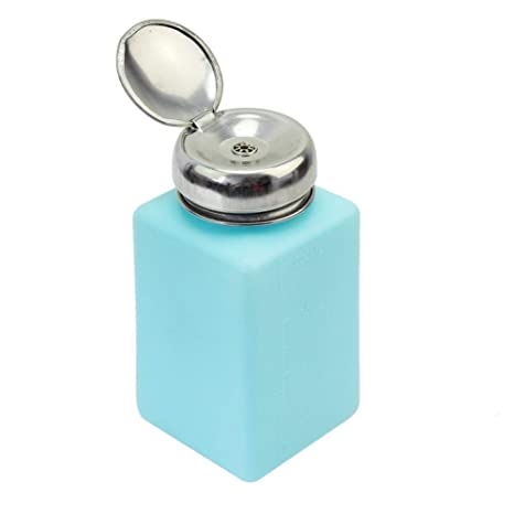 WEIWEICARE 200 ML plástico PE antiestático vacío E-líquido Alcohol líquido Botella de acetona metanol dispensador de plumón dispensador de Tarro ...