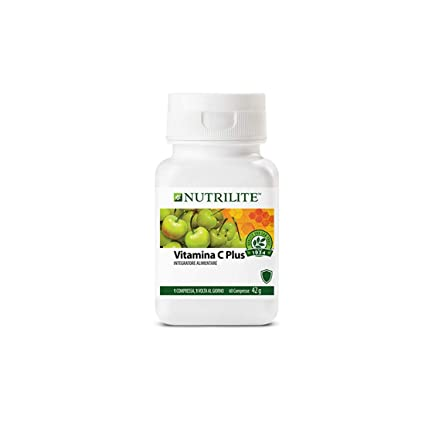 Nutrilite?Vitamin c plus 60 tablets -Extended Release- by amway by Amway
