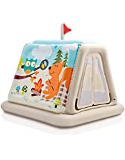 Intex (INZNN) 48634NP play tent trails for indoors and with animals motif, inflatable