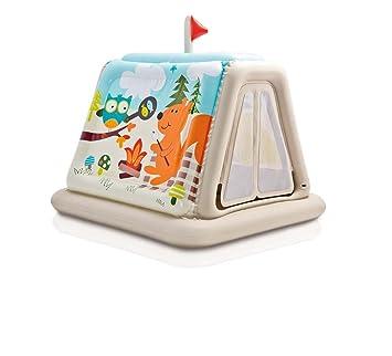 Intex - Tienda de campaña con animales para niños de 3 a 6 años ...