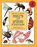 Insects and Spiders Sticker Book, Kathie Billingslea Smith, 0689806892