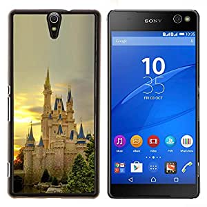 For Sony Xperia C5 Ultra Case , Naturaleza de los amigos- Diseño Patrón Teléfono Caso Cubierta Case Bumper Duro Protección Case Cover Funda