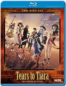 ティアーズ・トゥ・ティアラ 北米版 [Blu-ray]