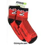 Unicycle.com Logo Socks - Size: Large / X-Large