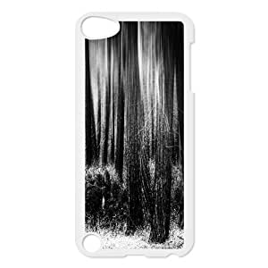 For SamSung Galaxy S5 Mini Phone Case Cover The Lonely Woods Forever Hard Shell Back White For SamSung Galaxy S5 Mini Phone Case Cover 310842