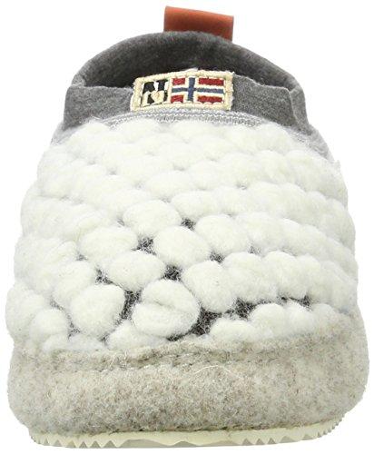 White Women's Winter Weiß Slippers Napapijri Misan x0nvwqpqa