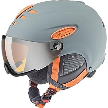 Uvex hlmt 300 Snowboard/Ski protective helmet Gris, Naranja casco de protección - cascos