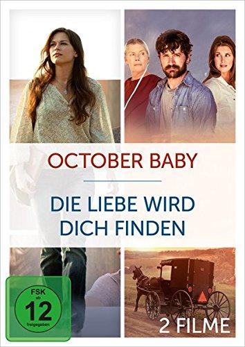 October Baby Die Liebe Wird Dich Finden 2 Dvds Amazon De Rachel Hendrix Jason Burkey Jasmine Guy Sarah Lancaster Tom Everett Scott