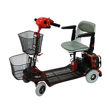 Amazon.com: Shoprider XtraLite Personal de cuatro ruedas ...
