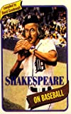 img - for Shakespeare on Baseball: Such Time-Beguiling Sport book / textbook / text book