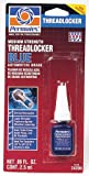 Permatex 24206 Medium Strength Threadlocker Blue, 2.5 ml