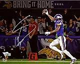 #3: Stefon Diggs Minnesota Vikings Autographed 8
