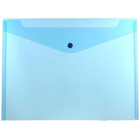 Amazon.com: JAM Papel® folleto sobre con cierre de plástico ...
