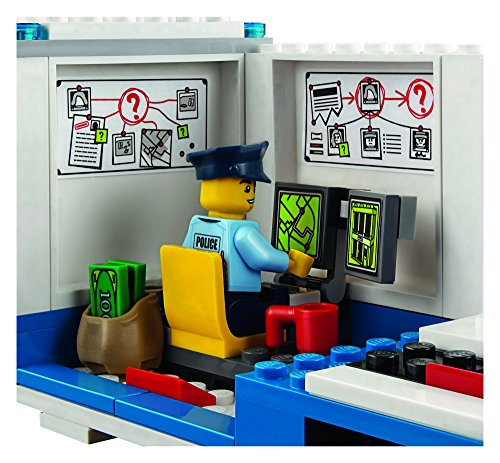 LEGO City Police Mobile Command Center 60139 Building Toy by LEGO (Image #2)