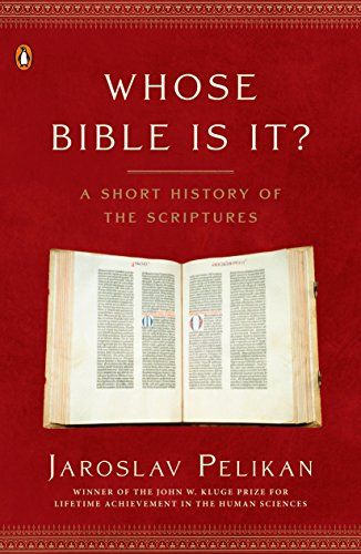 Whose Bible Is It? : A Short History of the Scriptures