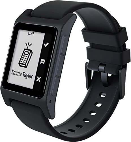 Pebble 2 Smartwatch Blac