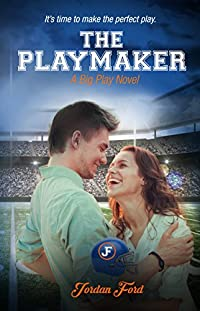 The Playmaker by Jordan Ford ebook deal