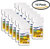 PACK OF 12 - Equate Motion Sickness Relief Tablets, 100 ct