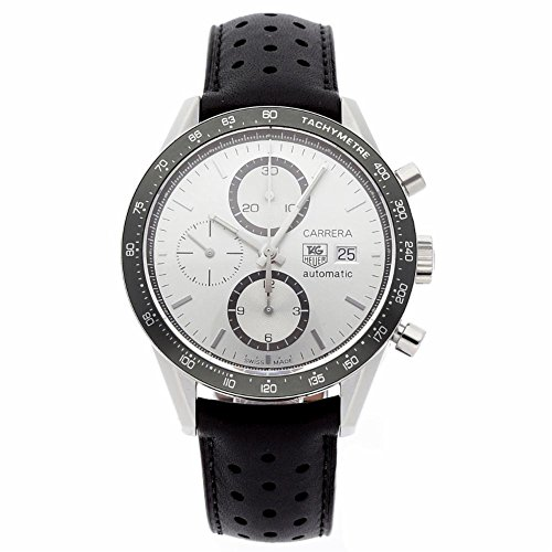 Tag Heuer Watch Box (Tag Heuer Carrera Automatic-self-Wind Male Watch CV2011.FC6205 (Certified Pre-Owned))