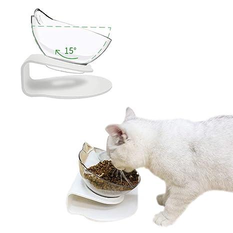 Amazon.com: Beyonds Pets Cat Dog Slow Food Bowl, Non-Slip ...