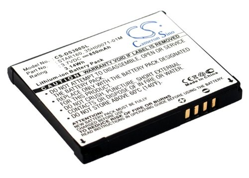 - Replacement Battery for CINGULAR 3125