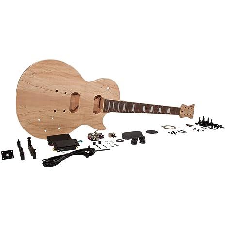 DIY Kit de guitarra eléctrica estilo LP Classic – unfinis