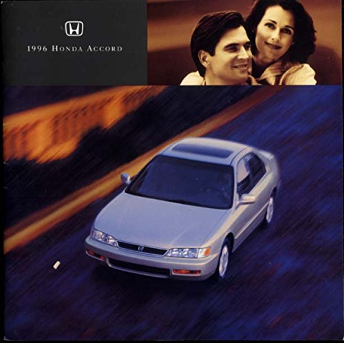 (1996 Honda Accord sales brochure DX LX Sedan Coupe &)