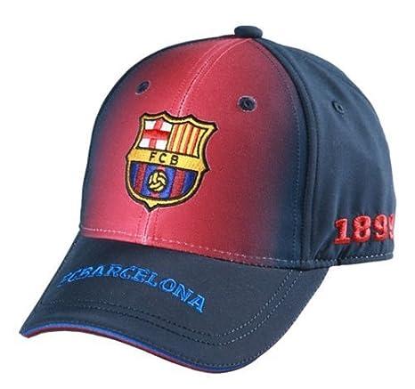 FC Barcelona - Gorra oficial FC Barcelona: Amazon.es: Deportes y ...
