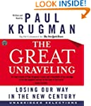 The Great Unraveling Cd: Losing Our W...