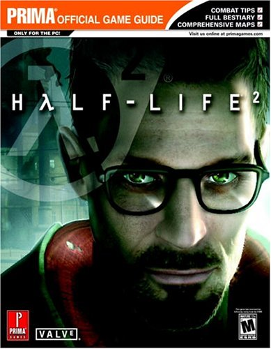 Price comparison product image Half-Life 2 (PC) (Prima Official Game Guide)