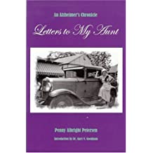 Letters to My Aunt