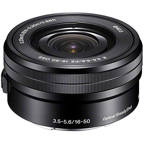 Sony ILCE-6300 Mirrorless Camera 16-50mm 55-210mm Lens Kit